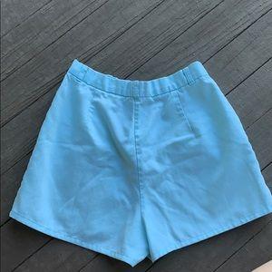 Vintage Shorts - Vintage high waist shorts